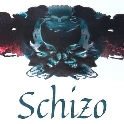 Schizo Churchill 7 X 52 Logo