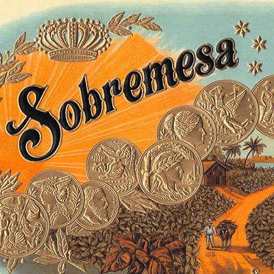 Sobremesa El Americano Logo