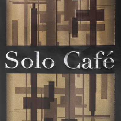 Solo Cafe Robusto Logo