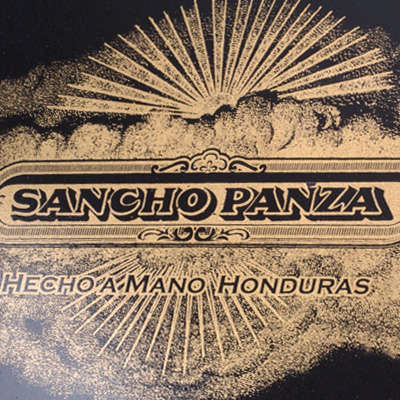 Sancho Panza Double Maduro Cervantes 5 Pack Logo