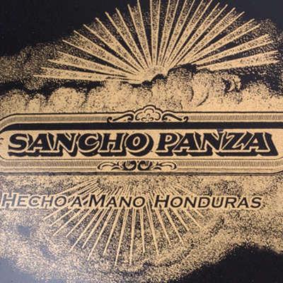 Sancho Panza Extra Fuerte Madrid Logo