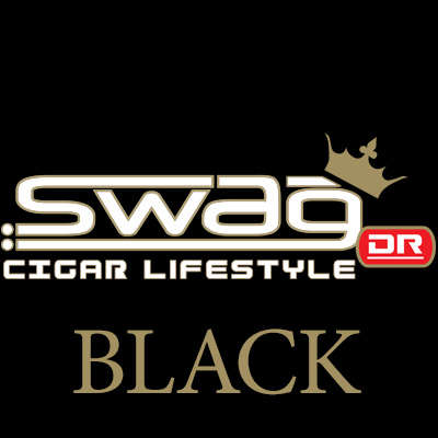 Swag Black Ego Logo