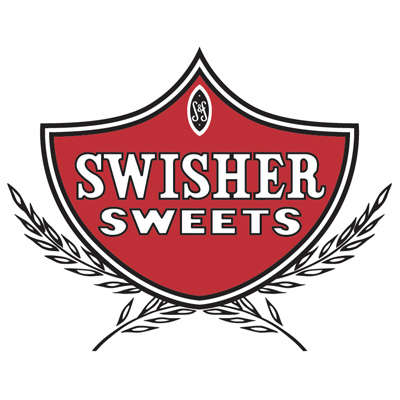 Swisher Sweets Cigarillos 5 for 3 Chocolate 20/5 Logo