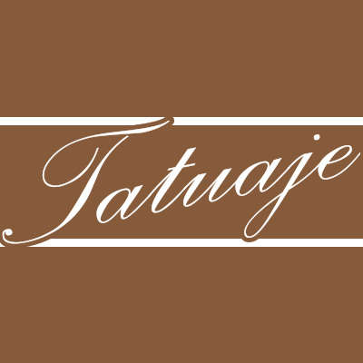 Tatuaje Stash Ashtray Logo