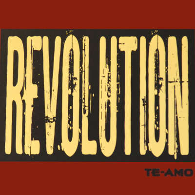 Te-Amo Revolution Churchill Logo