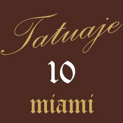 Tatuaje Miami Noellas Logo