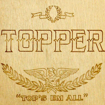 Topper Original Handmade Old Fashioned 5 Pack - CI-TOH-OLDM5PK - 400