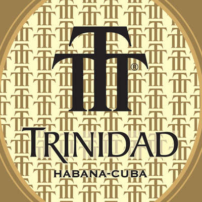 Trinidad Logo Cigar Ashtray Logo