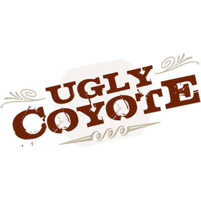 Ugly Coyote Aromatic 5/8 Logo