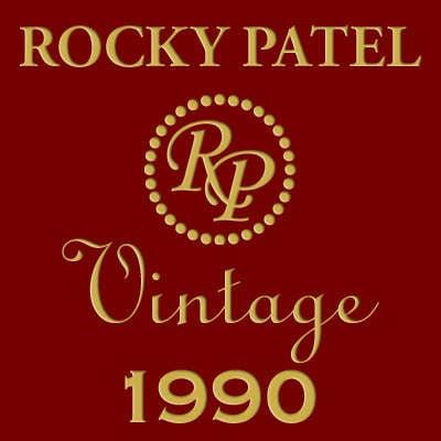 Rocky Patel Vintage 1990 Toro Logo