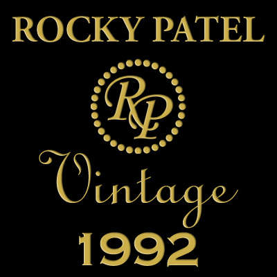 Rocky Patel Vintage 1992 Perfecto 5 Pack Logo