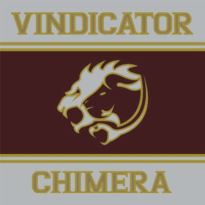 Vindicator Chimera Churchill Logo