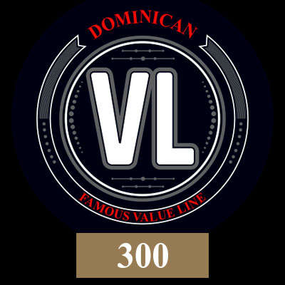 Value Line Dominican #300 Robusto - CI-VD3-ROBN - 400