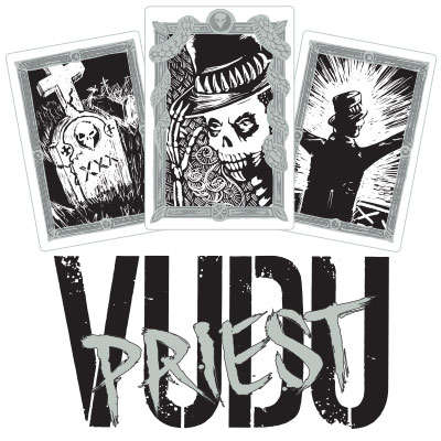 Vudu Priest No. 13 Logo