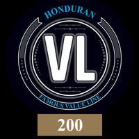 Value Line Honduran #200
