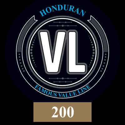 Value Line Honduran #200 Robusto - CI-VH2-ROBNZ - 400