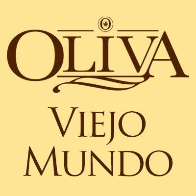 Oliva Viejo Mundo Corona Logo