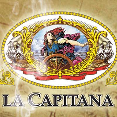 La Capitana Cigarillos Logo