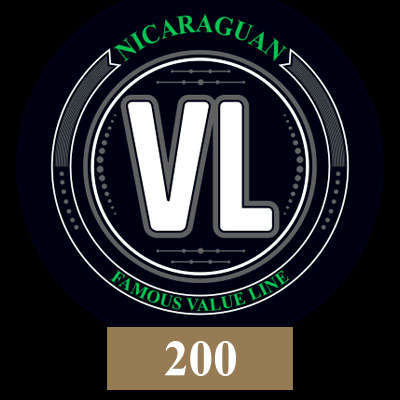 Value Line Nicaraguan #200 Cigars Online for Sale