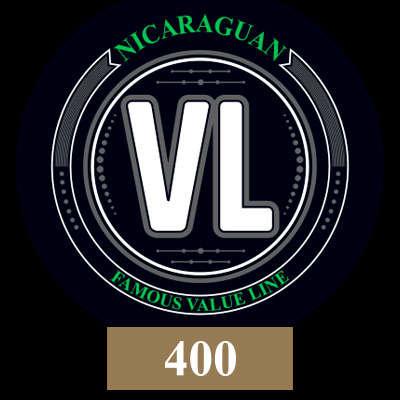 Value Line Nicaraguan #400 Cigars Online for Sale