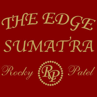 Rocky Patel Sumatra The Edge Toro Logo