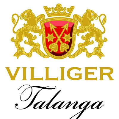 Villiger Talanga Double Robusto Logo