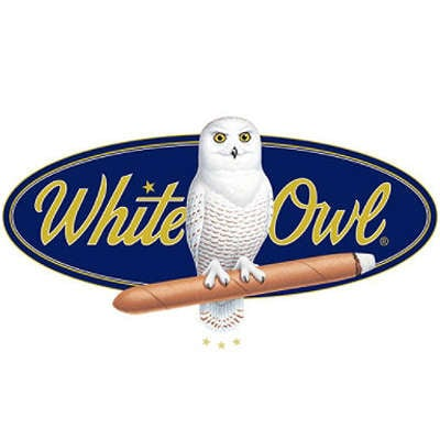 White Owl Foil fresh cigarillos White Peach 30/2 Logo