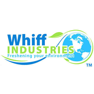 Whiff Out Ashtray Deodorizer 2 lb Can Logo
