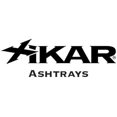 Xikar Executive Ash Can Black Logo