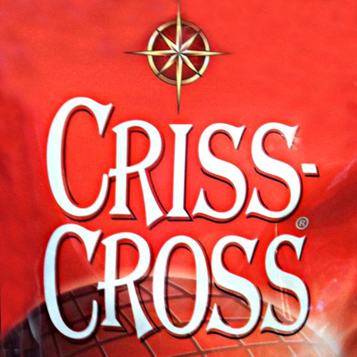 Criss Cross Heavy Weights Cherry (20) - CI-CRW-CHERZ - 400