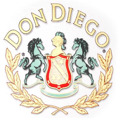Don Diego Corona Majors Tubes 5 Pack - CI-DOD-MAJN5PK - 400