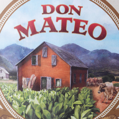 Don Mateo No. 11 - CI-DMB-11M20Z - 400