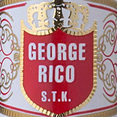 George Rico Miami STK American Puro Corona Gorda 5 Pack - CI-GAP-CGORN5PK - 400
