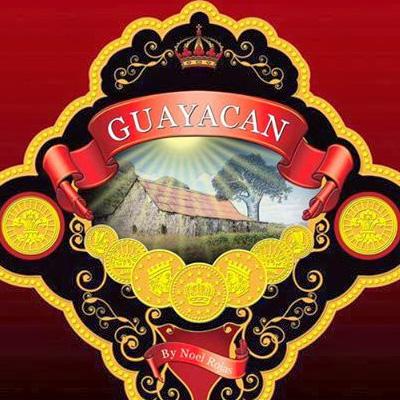 Guayacan Habano Robusto 5 Pack - CI-GYH-ROBN5PK - 400