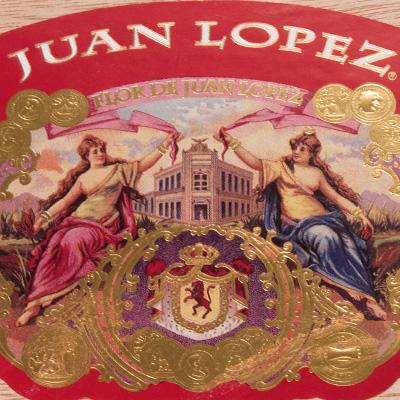 Juan Lopez Seleccion No.4 5pk - CI-JUL-4N5PK - 400