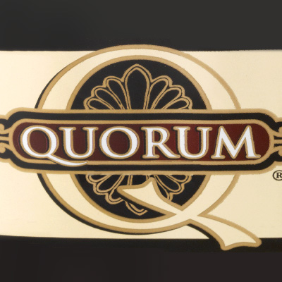 Quorum Maduro Double Gordo Logo
