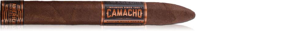 Camacho American Barrel Aged Torpedo Largo