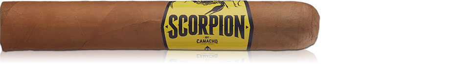 Camacho Scorpion Super Gordo Connecticut