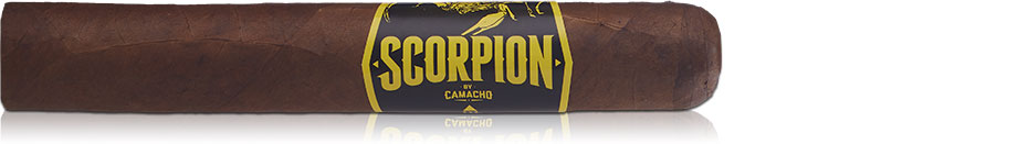 Camacho Scorpion Super Gordo Sun Grown