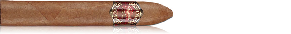 Famous Dominican Selection 1000 Torpedo