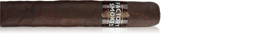 Factory Smokes Maduro Gordito
