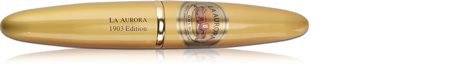 La Aurora Preferidos Gold Dominican Corojo #2 Tubes