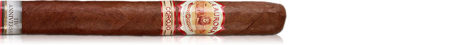 La Aurora 110th Anniversary Corojo Churchill