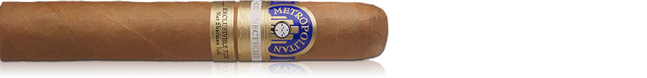 Nat Sherman Metropolitan Connecticut Gordo