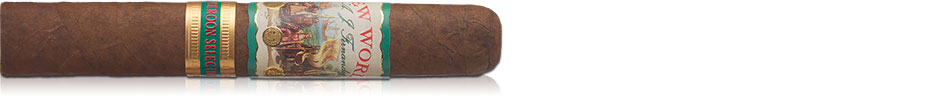 New World By AJ Fernandez Cameroon Selection Doble Robusto