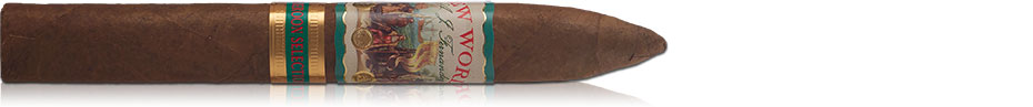 New World By AJ Fernandez Cameroon Selection Torpedo