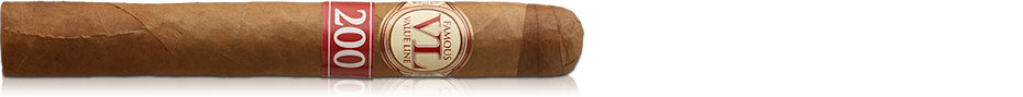 Value Line Dominican #200 Corona Gorda