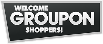 Welcome Groupon shoppers image