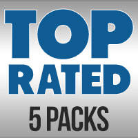 Top Rated 5 Packs image