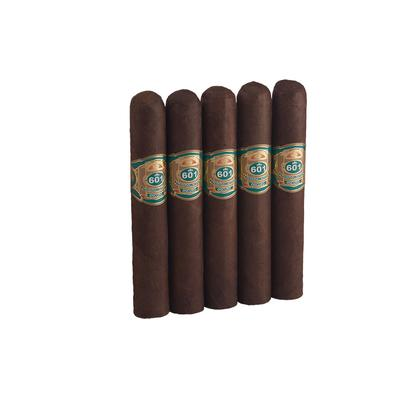 601 Green Label Oscuro Tronco 5 Pack - CI-6HG-TROM5PK - 75